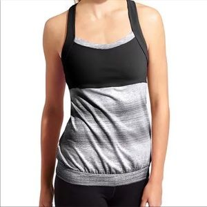 Athleta Stride Crunch and Punch Workout Tank